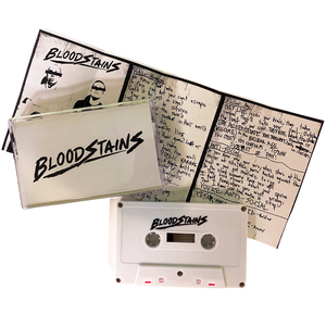 Bloodstains: Demo 2020 cassette