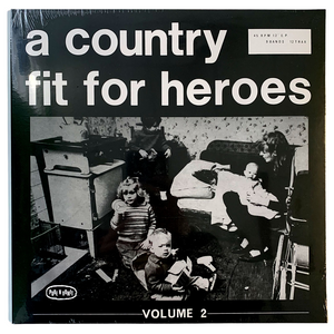 Various: A Country Fit For Heroes 2 12""