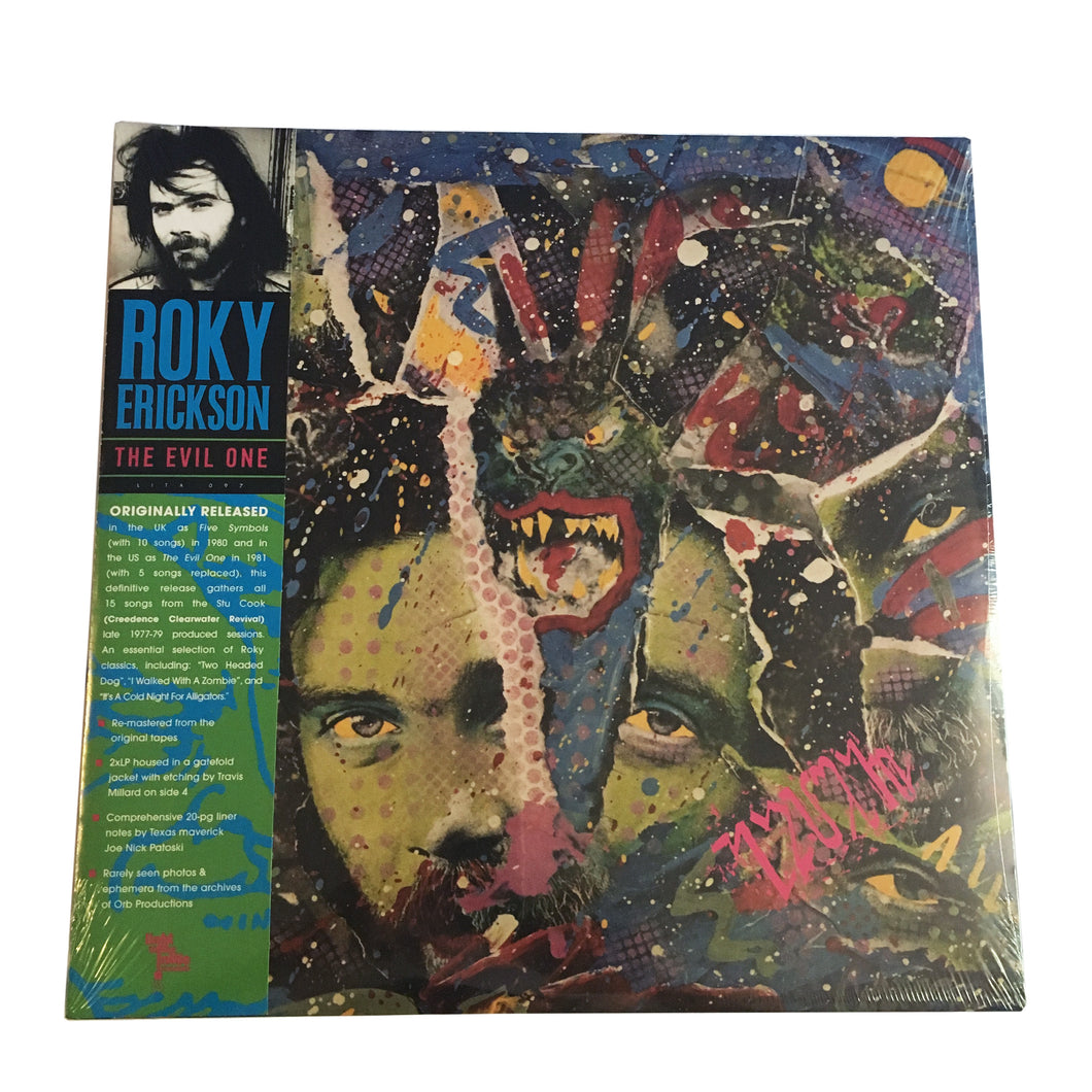 Roky Erickson: The Evil One 12