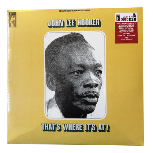 John Lee Hooker: That's Where It's At 12