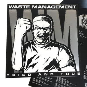 "Waste Management: Tried and True 12"" (new)"