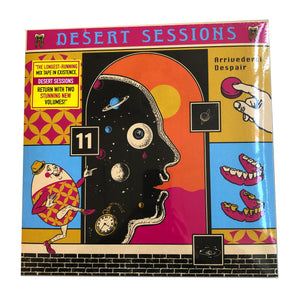 Desert Sessions: Vol. 11 and 12 12""