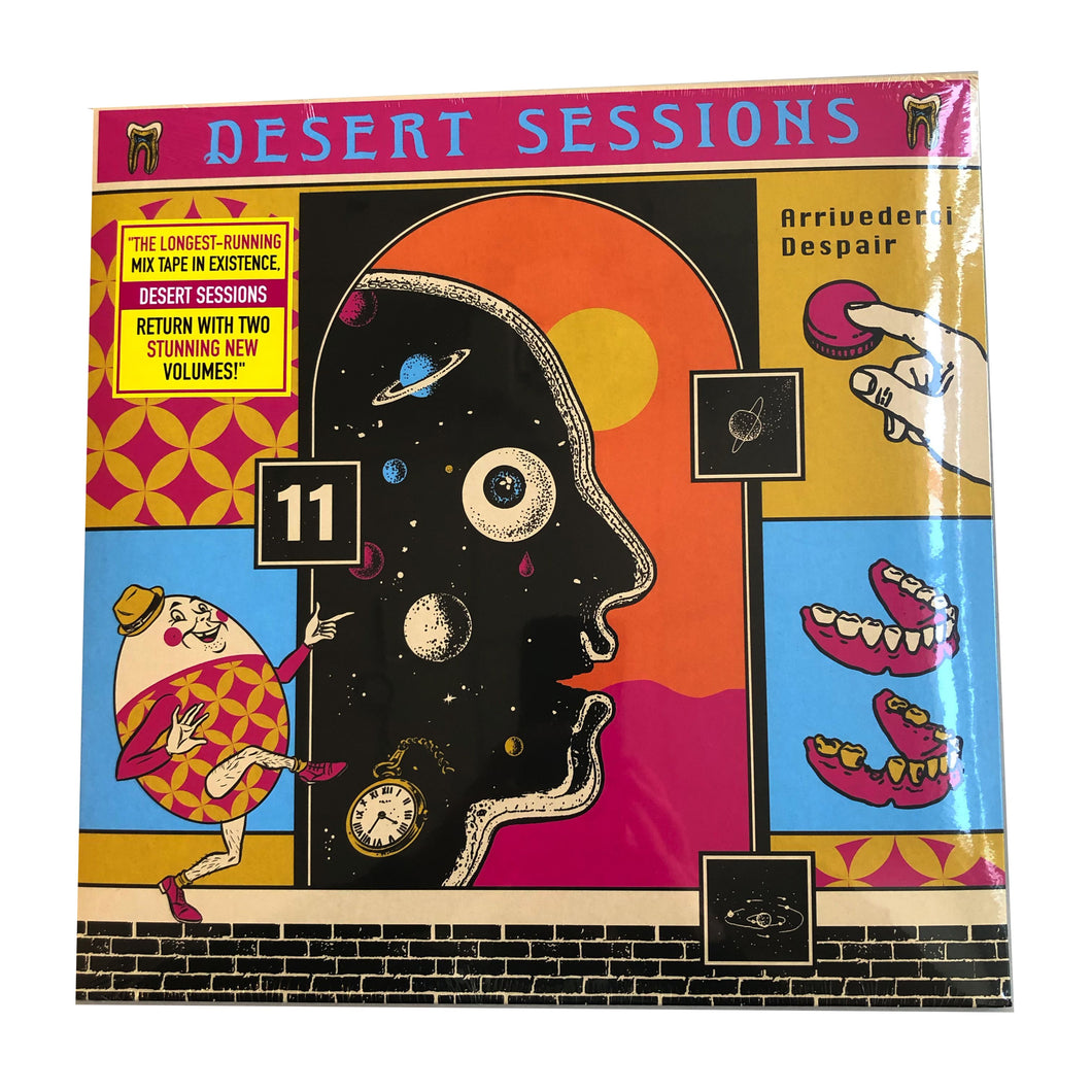 Desert Sessions: Vol. 11 and 12 12