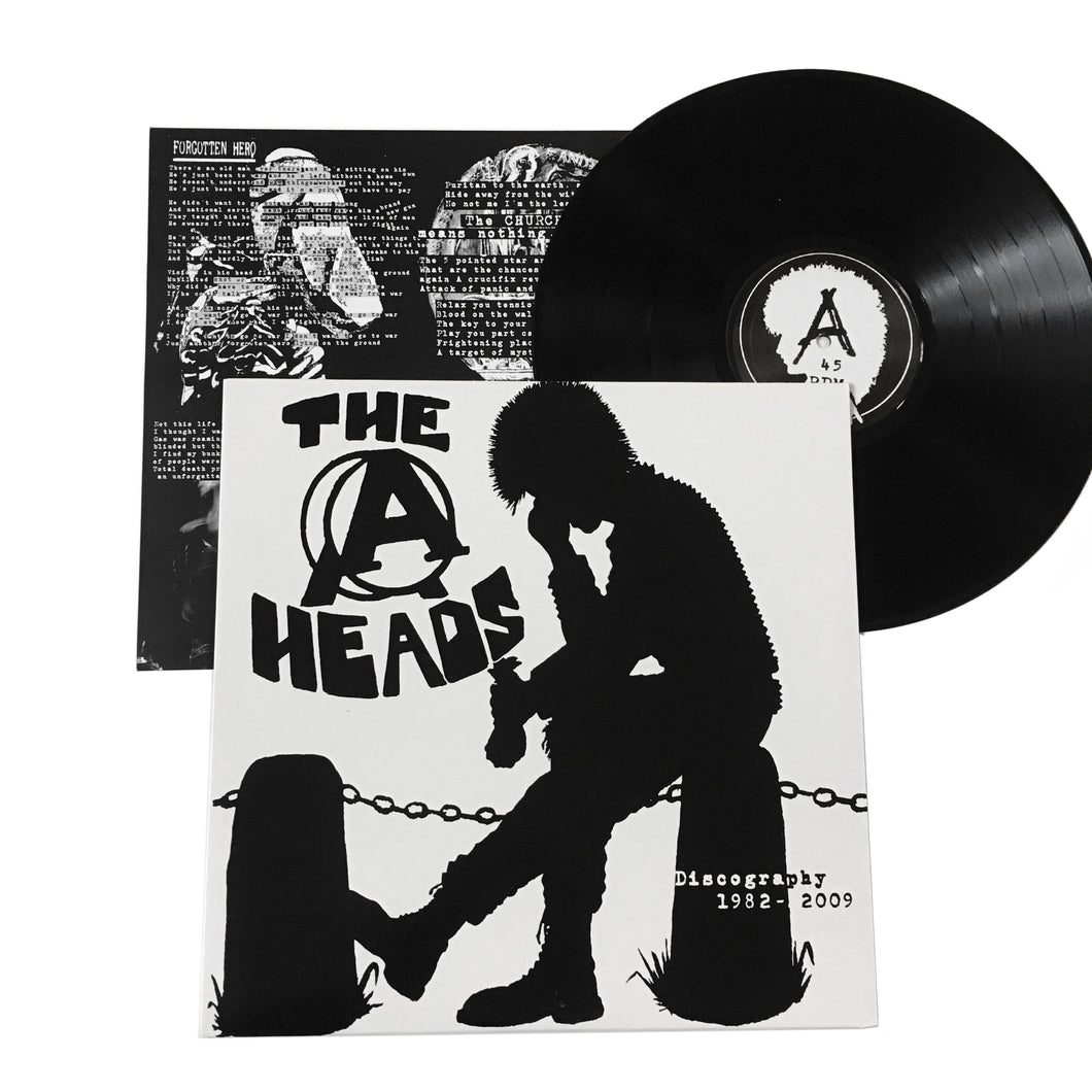 A-Heads: A-Heads Discography 12