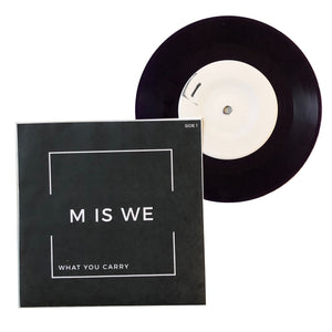 M Is We / Night Battles: Split 7""