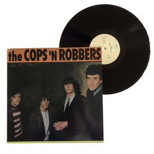 "The Cops 'N Robbers: S/T 12"" (used)"