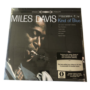 Miles Davis: Kind of Blue 12""