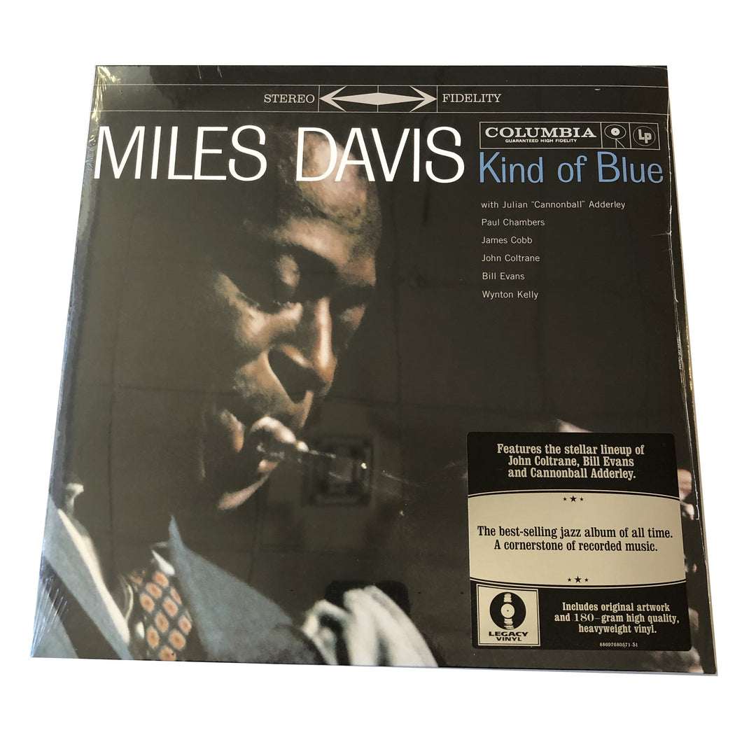 Miles Davis: Kind of Blue 12