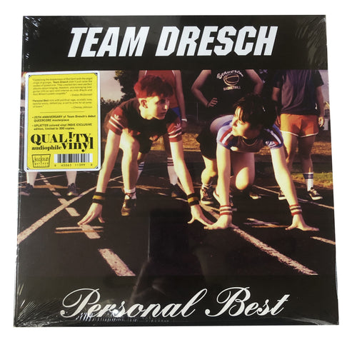Team Dresch: Personal Best 12