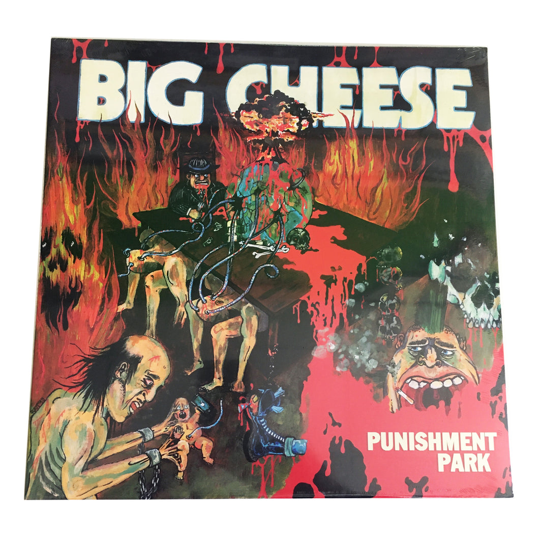 Big Cheese: Punishment Park 12