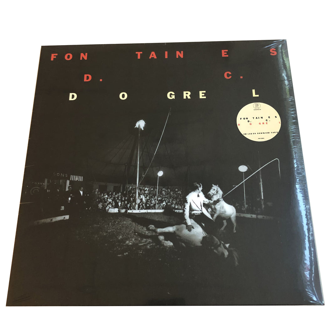 Fontaines DC: Dogrel 12