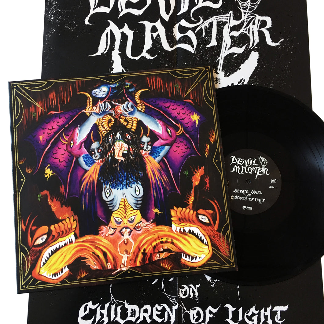 Devil Master: Satan Spits on Children of Light 12