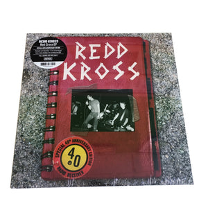 Redd Kross: Red Cross EP 12""