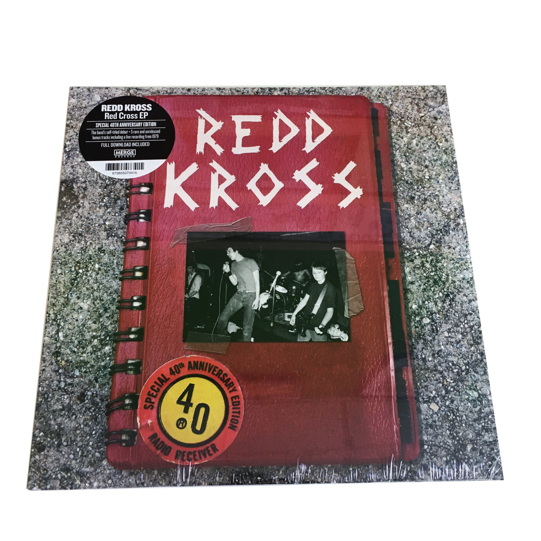 Redd Kross: Red Cross EP 12