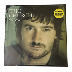Eric Church: Carolina 12""