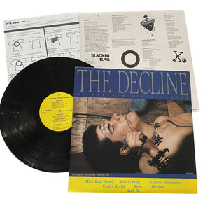 "Various: Decline of Western Civilization OST 12"" (used)"