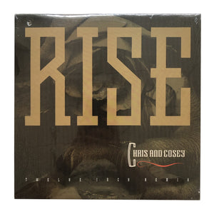 "Chris and Cosey: Rise 12"" (original dead stock)"