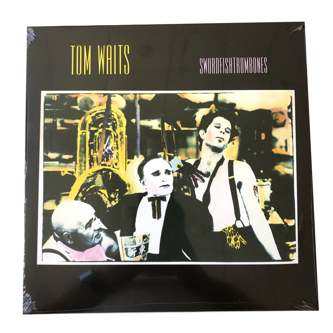 Tom Waits: Swordfishtrombones 12