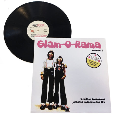 Various: Glam-O-Rama Vol. 1 12