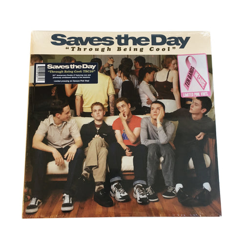 Saves The Day: Through Being Cool: TBC20 12