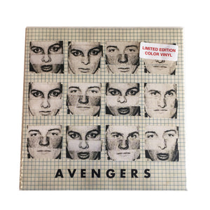 The Avengers: American In Me 7""