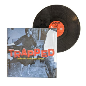 "Various Artists: Trapped 12"" (used)"