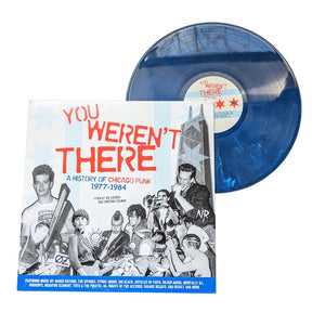 "Various: You Weren't There 12"" (used)"