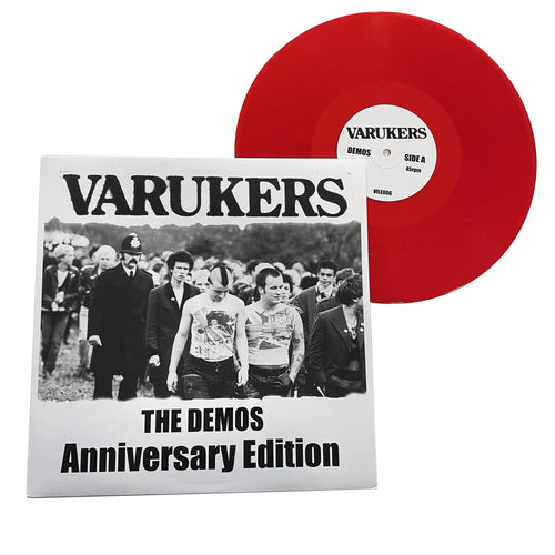Varukers : The Demos-Anniversary Edition 12