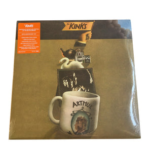 The Kinks: Arthur or the Decline and Fall of the British Empire 12""