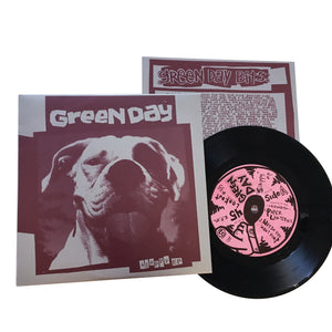 "Green Day: Slappy 7"" (used)"