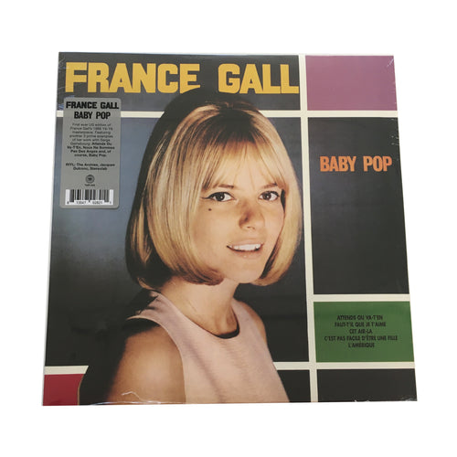 France Gall: Baby Pop 12
