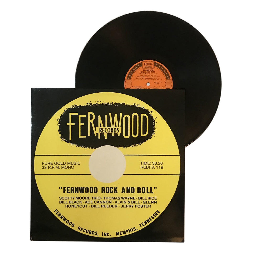 Various Artists: Fernwood Rock And Roll 12
