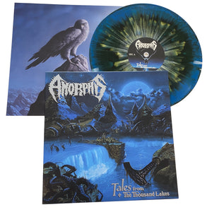 "Amorphis: Tales From The Thousand Lakes 12"" (used)"