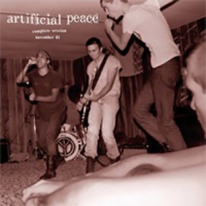 Artificial Peace: Complete Session November 1981 12""
