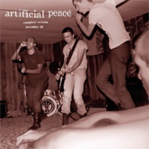 Artificial Peace: Complete Session November 1981 12