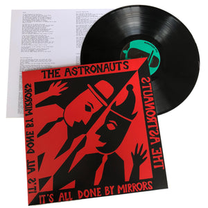 "The Astronauts: All Done by Mirrors 12"" (new)"