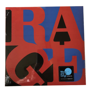 "Rage Against the Machine: Renegades 12"" (new)"