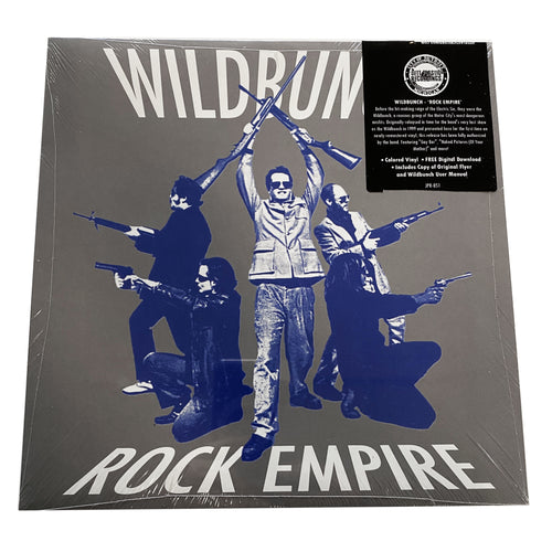 The (Electric Six) Wildbunch: Rock Empire 12