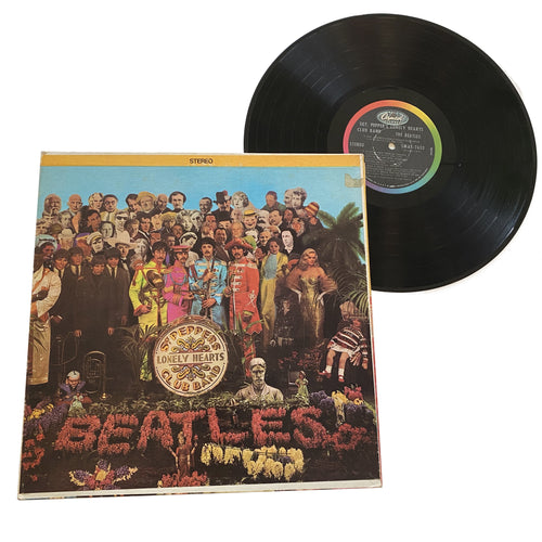 Beatles: Sgt Pepper's 12