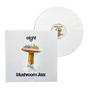 "DJ Mark Farina: Mushroom Jazz Eight 12"" (used)"