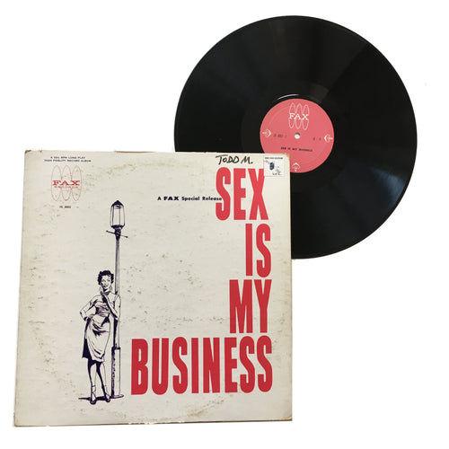 Various Artists: Sex Is My Business 12