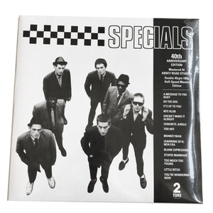 "The Specials: S/T 12"" (40th Anniversary Edition)"