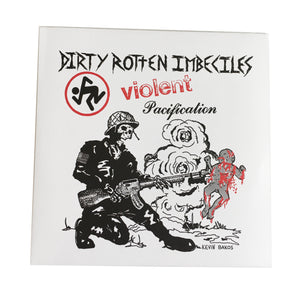 D.R.I.:  Violent Pacification 7""