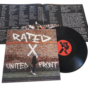 Rated X: United Front 12""