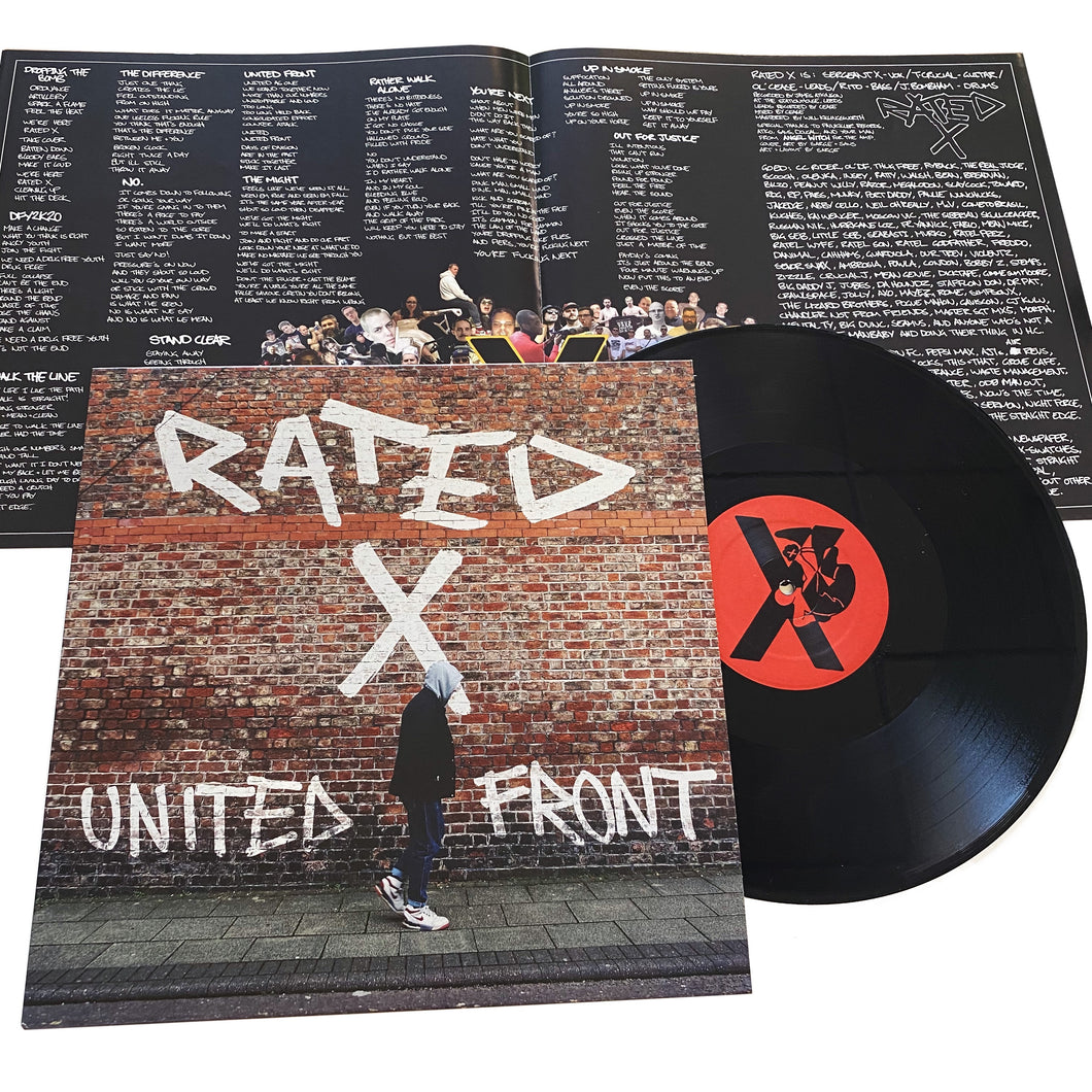 Rated X: United Front 12