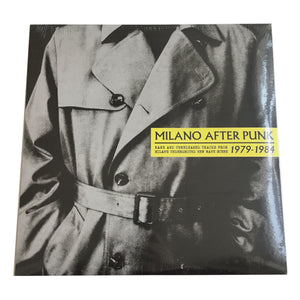 Various: Milano After Punk: Rare and Unreleased Tracks from Milan's Underground New Wave Scene 1979-1984 12""