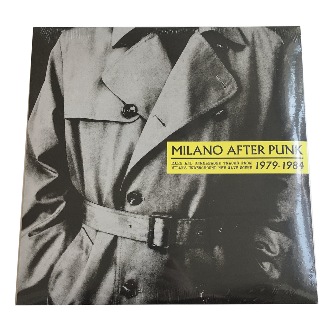 Various: Milano After Punk: Rare and Unreleased Tracks from Milan's Underground New Wave Scene 1979-1984 12