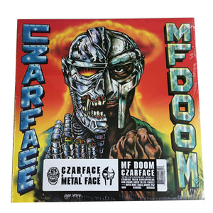 Czarface / MF Doom: Czarface Meets Metal Face 12""