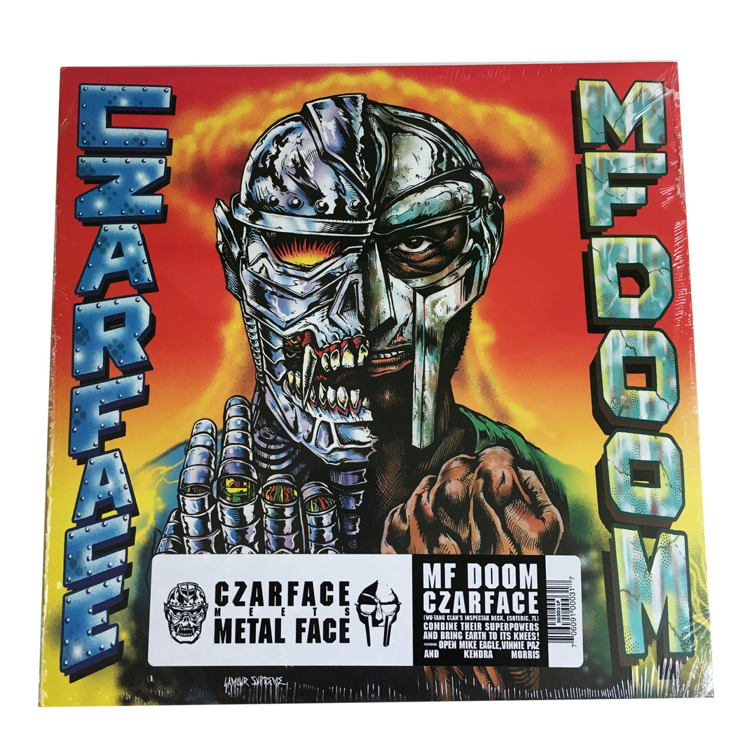 Czarface / MF Doom: Czarface Meets Metal Face 12