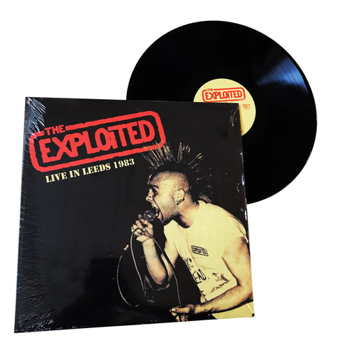 Exploited: Live in Leeds 1983 12